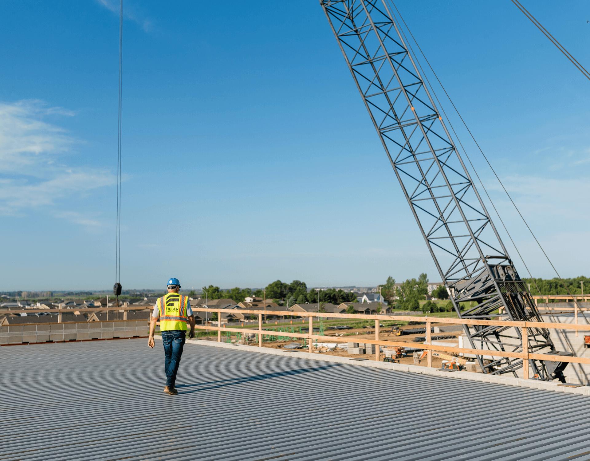 Fiegen Construction Co