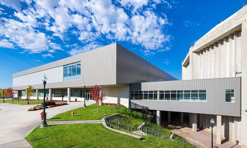 University of South Dakota Sports Complex | Fiegen Construction