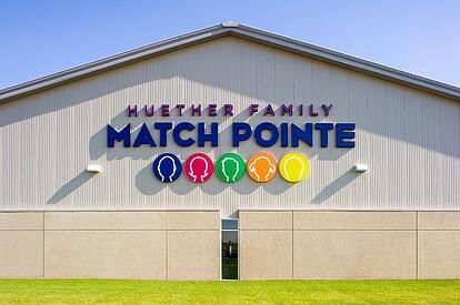 Huether Family Match Pointe | Fiegen Construction