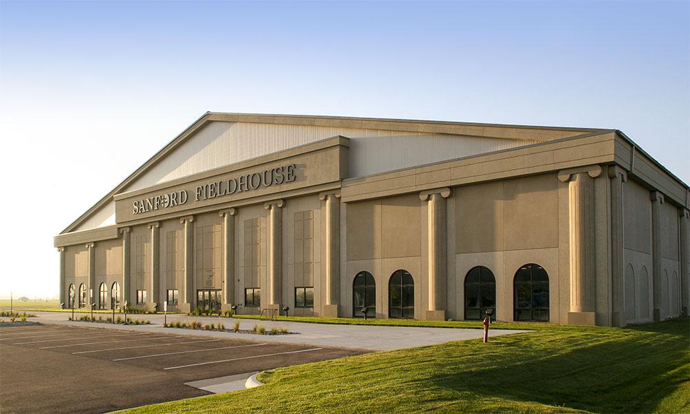 Sanford Fieldhouse | Fiegen Construction
