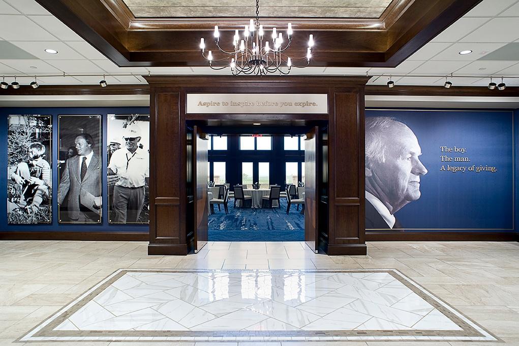 Lobby | Sanford House | Sioux Falls
