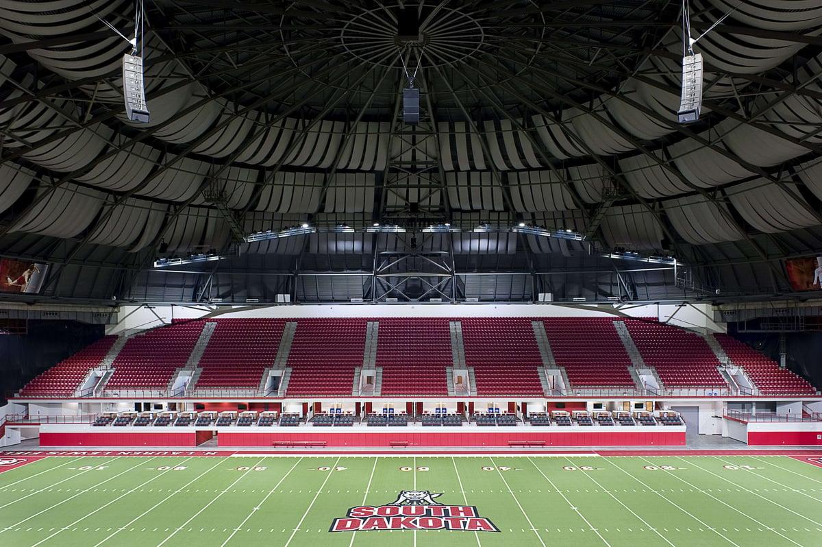 USD Dakota Dome