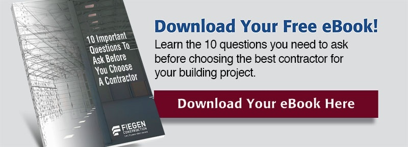 Download the 10 Important Questions To Ask Before You Choose A Contractor eBook