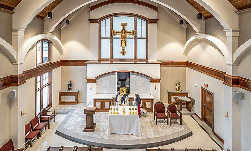 Perpetual Adoration Sisters of the Blessed Sacrament | Fiegen Construction