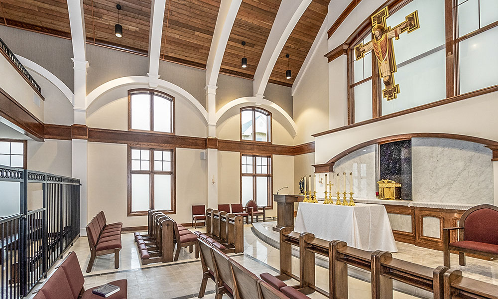 Perpetual Adoration Sisters of the Blessed Sacrament Monastery