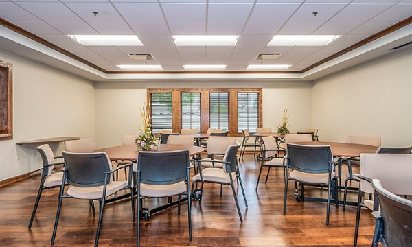 Adoration Sisters of the Blessed Sacrament Monastery | Fiegen Construction