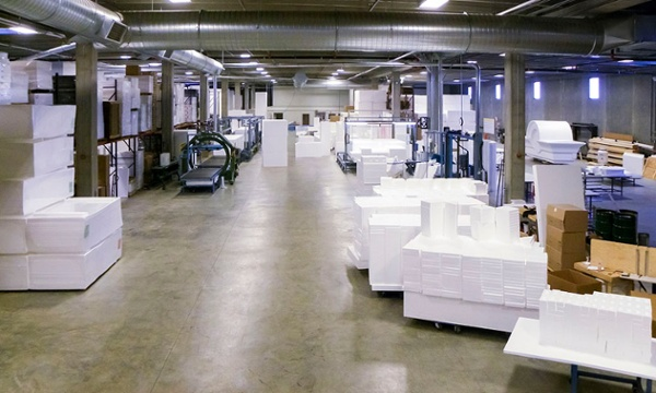Benchmark Foam   Fiegen Construction