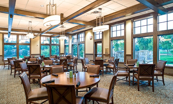 The Country Club of Sioux Falls | Fiegen Construction