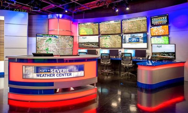 KSFY-TV   Fiegen Construction   Sioux Falls South Dakota