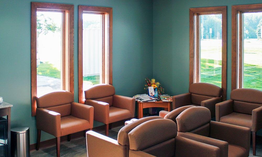 Knutson Family Dentistry Renovation   Fiegen Construction   Sioux Falls South Dakota