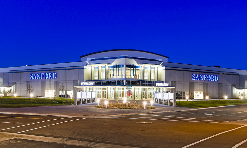 Sanford Pentagon | Fiegen Construction