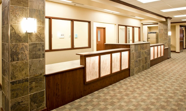 Sioux Falls Specialty Hospital   Fiegen Construction