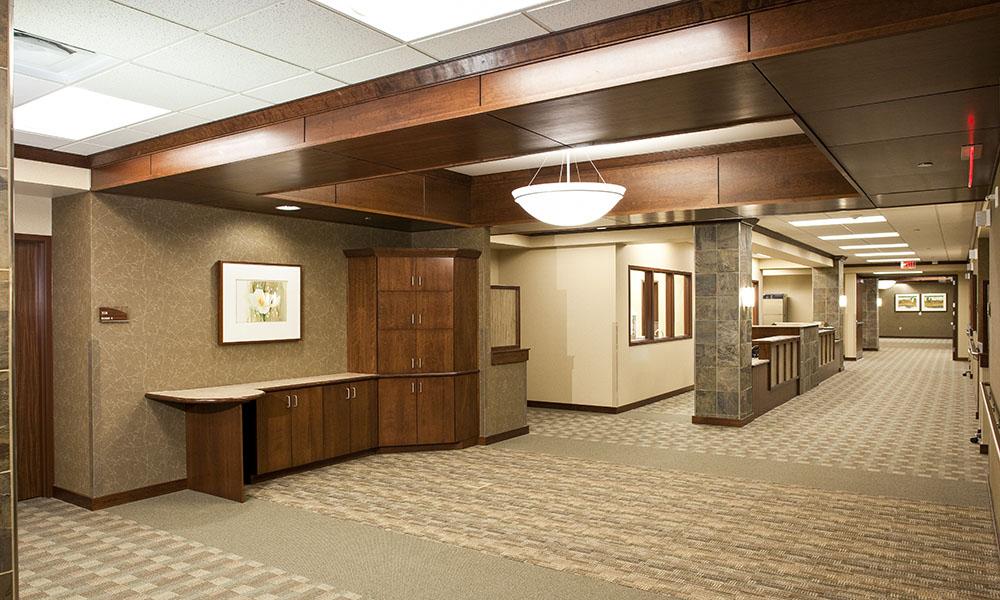 Sioux Falls Specialty Hospital | Fiegen Construction