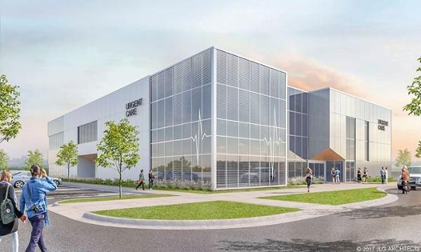 Sioux Falls Hospital Urgent Care | Fiegen Construction