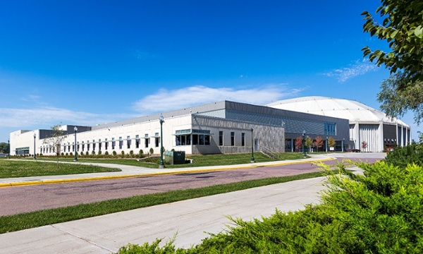 Sanford Coyote Sports Center | Fiegen Construction | Sioux Falls South Dakota