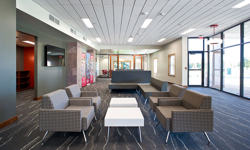 Wagner Alumni Center Renovations Completed In Time For USD Dakota Days